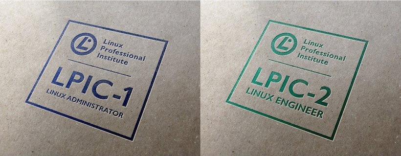 Linux技術者認定(LPIC Level1&Level2)