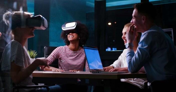 AR/VR関連企業社員の平均年収