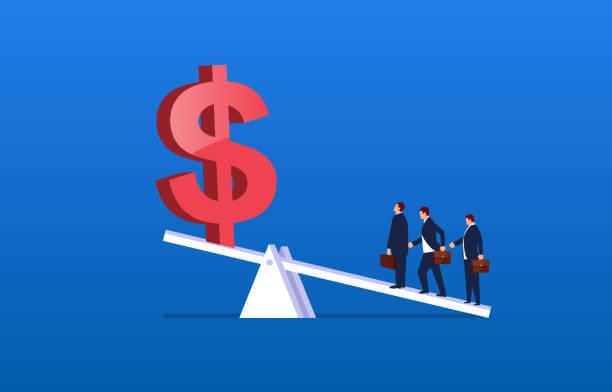 赤字が慢性化している地銀経営